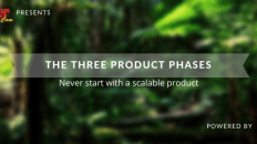 The Three Product Phases