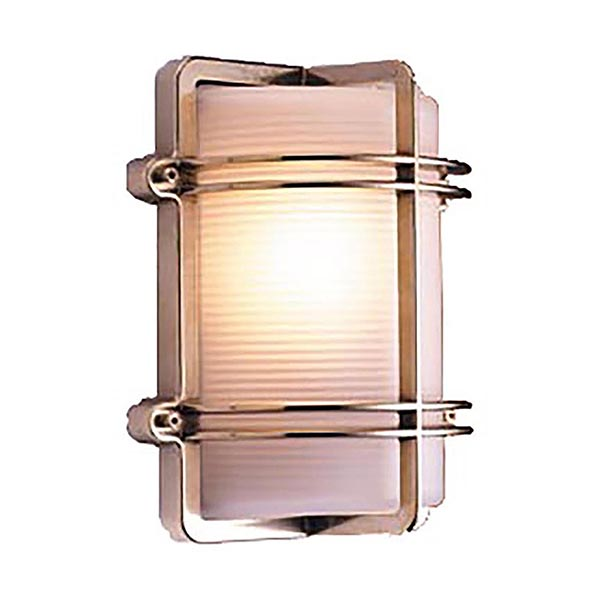 Contemporary Wall Sconce (O-4) by Shiplights