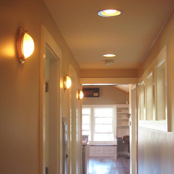 ADA Compliant Brass Sconce