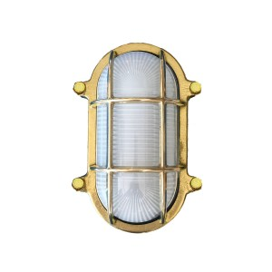 Like Original BTC and Davey Small Oval Bulkhead Light