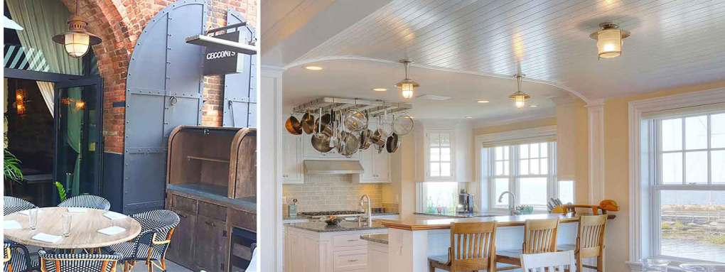 Nautical Ceiling Lights