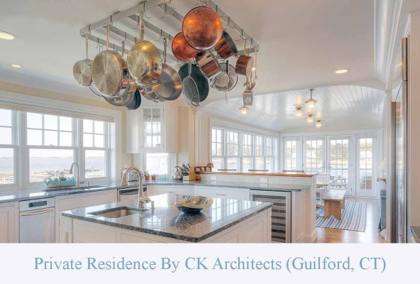 Stainless Nautical Kitchen Pendants by Shiplights