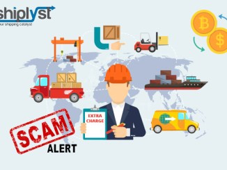 Freight forwarder scam
