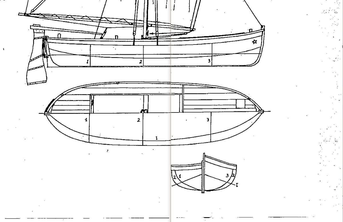 Barge Boat Plans