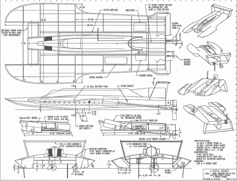 Wrg Air Boat Schematics