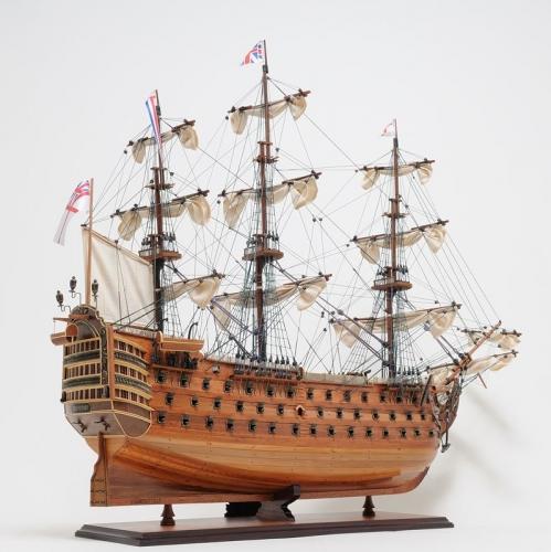 HMS Victory Tall Ship Model