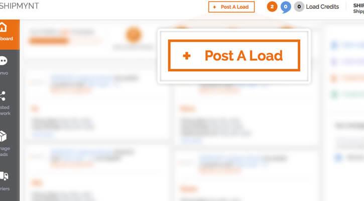 Posting Loads 101