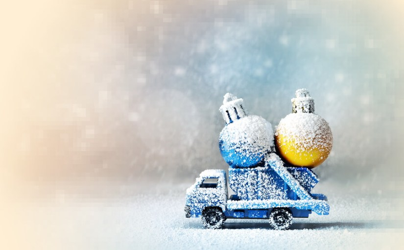 Trucking and the Holiday Season