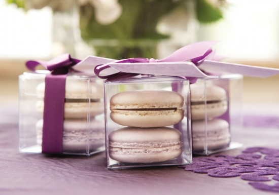 glamourous-purple-wedding-favours