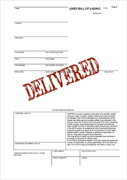 What Is A Delivery Order And Who Issues It