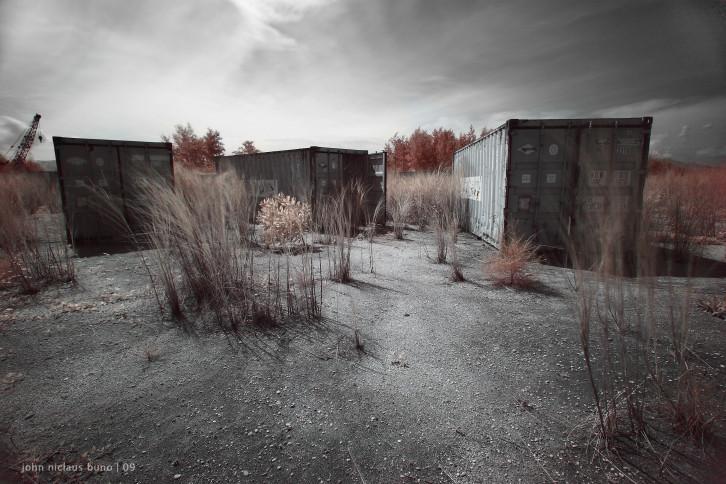 abandoned cargo