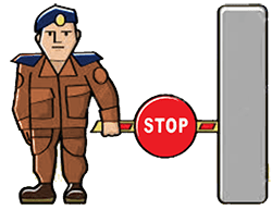 image for check point charlie