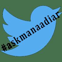 #askmanaadiar