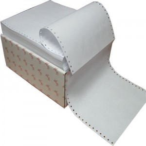 vintage shipping - perforated sheets
