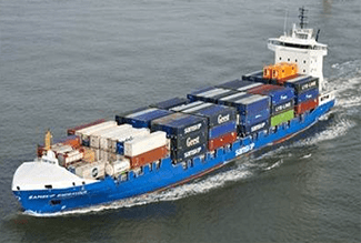 vegetable oil powered ship - shipping and freight resource.com