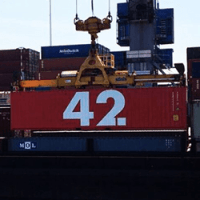 Container 42 - shipping and freight resource