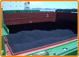 coal - bulk and break bulk
