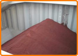 Iron Ore - bulk and break bulk