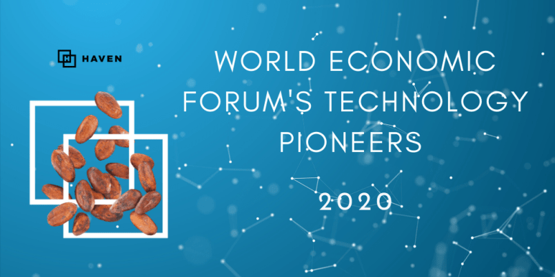WEF Technology Pioneer - Haven