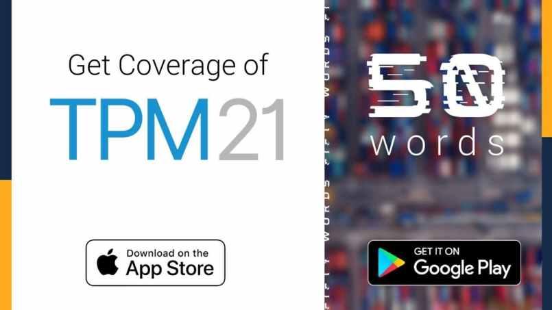 50 words app - TPM21