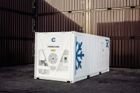 thermo king reefer CFF - shipping and freight resource