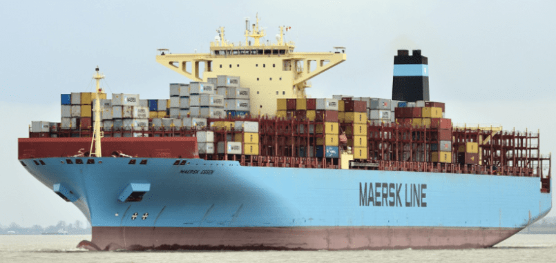 maersk essen - shipping and freight resource
