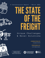The state of the Freight 2021 - Centersource - Shipping and Freight Resource