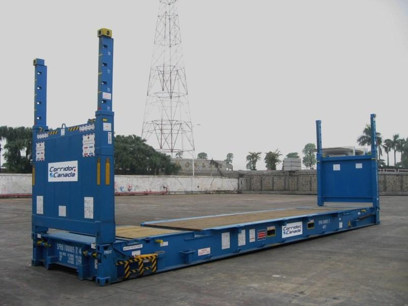 Super Rack Container