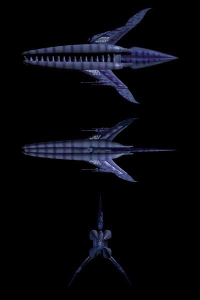 Babylon Schematics 5