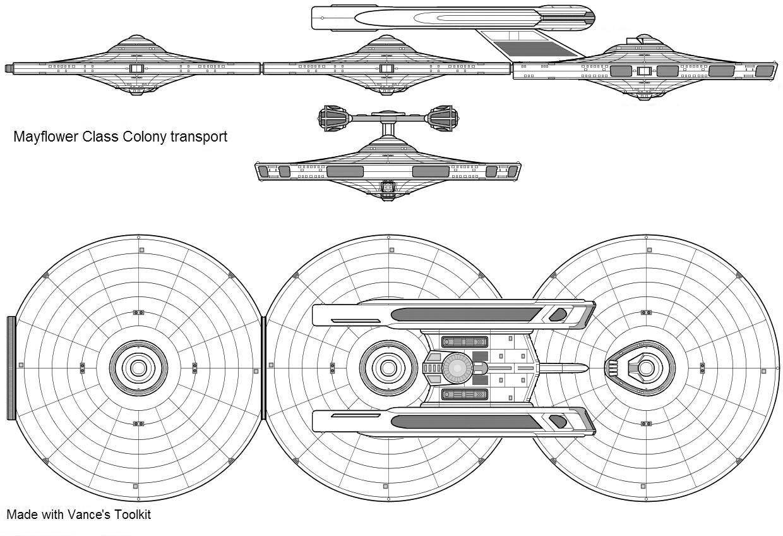 Starship Schematics Database