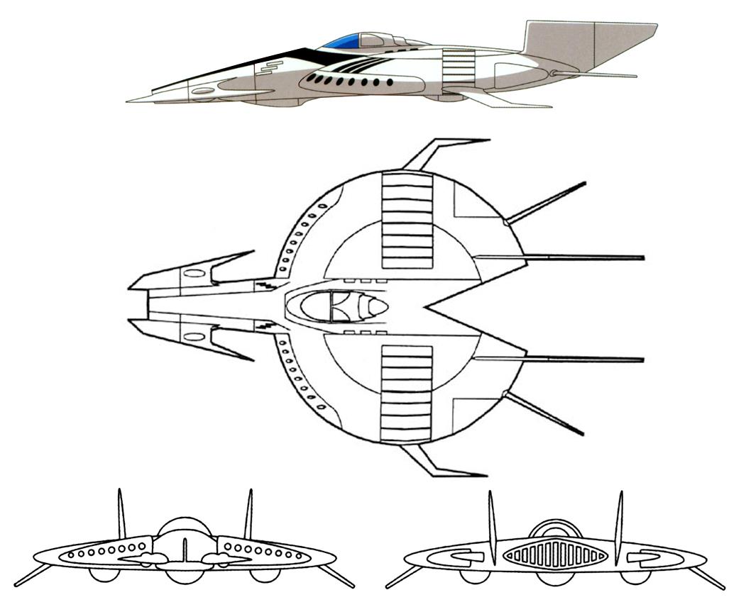 Space Battleship Yamato Ai No Senshitachi Sol Rs