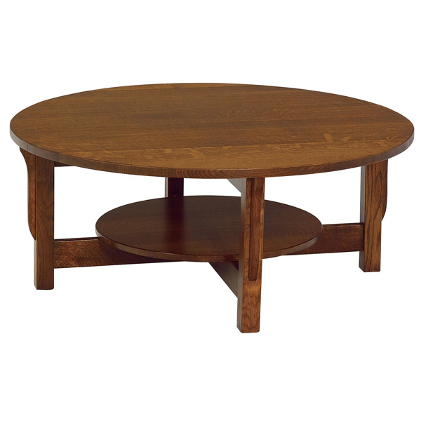 lancaster coffee table 42 round