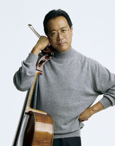The incomparable (and adorable) Yo Yo Ma