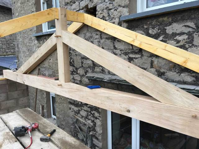 roof trusses cumbria