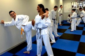 Shire Martial Arts Black Belt Club