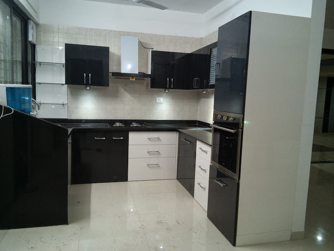 Modular L Shaped Kitchen DesignsShirkes Kitchen