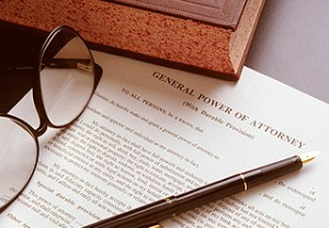 Notary Public Services Power of Attorney