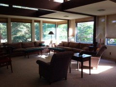 The Linwood Living Room where we told our stories.