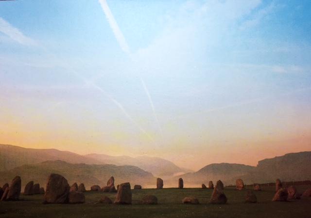 Castlerigg Stone Circle, Near Keswick, England