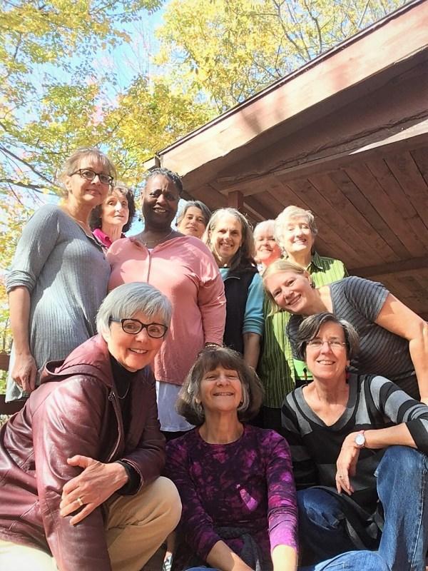 Women of a Certain Age (WOCA), Pittsburgh Mennonite Church