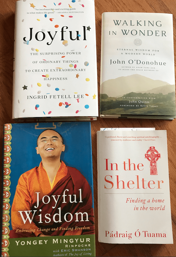 Four books to read during Advent.