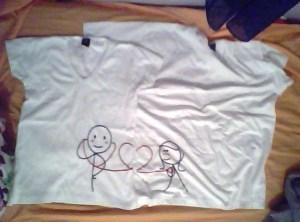 חולצות מודפסות לה ולו - החיים לפי שירלי - בלוג לייף סטייל והשראה