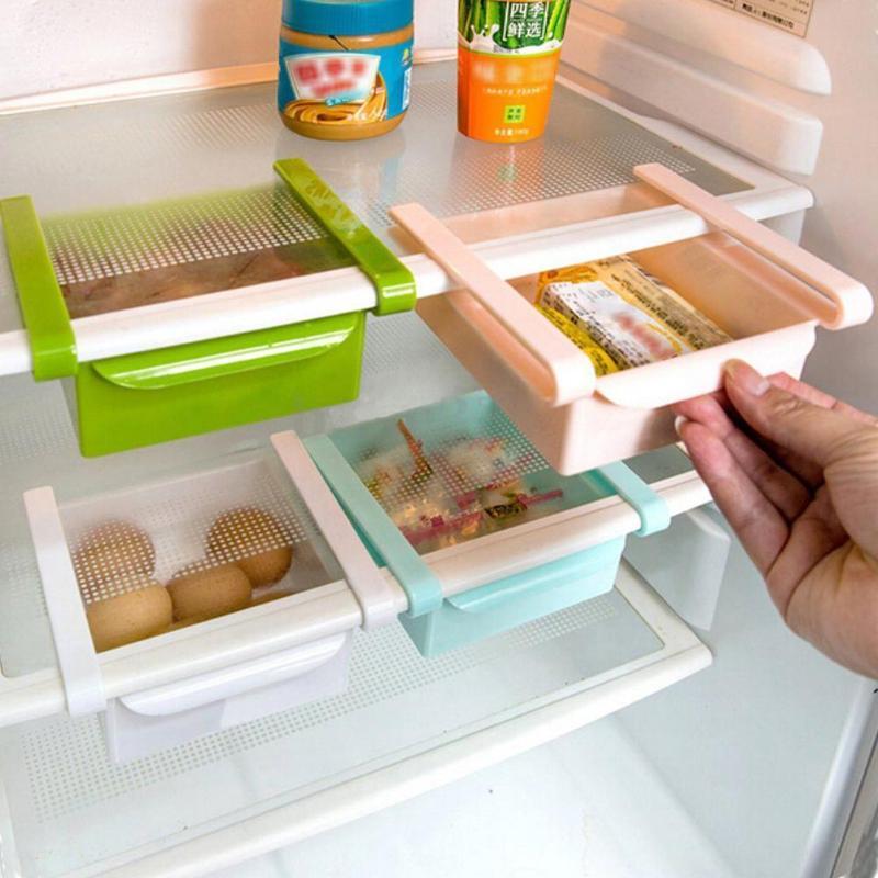 מדף נתלה למקרר