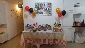 חגיגת יום הולדת 30 בהשראת הוליווד - החיים לפי שירלי