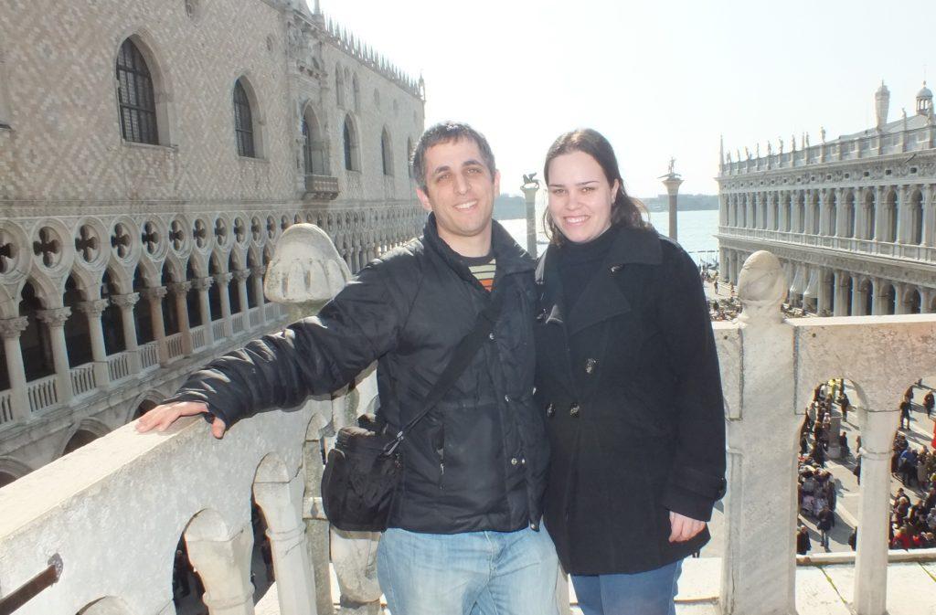 חופשה זוגית בונציה
