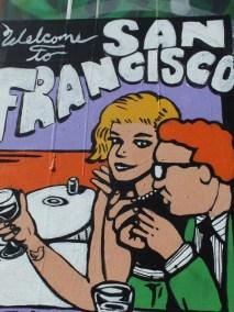 מה עושים בסן פרנסיסקו - גרפיטי
