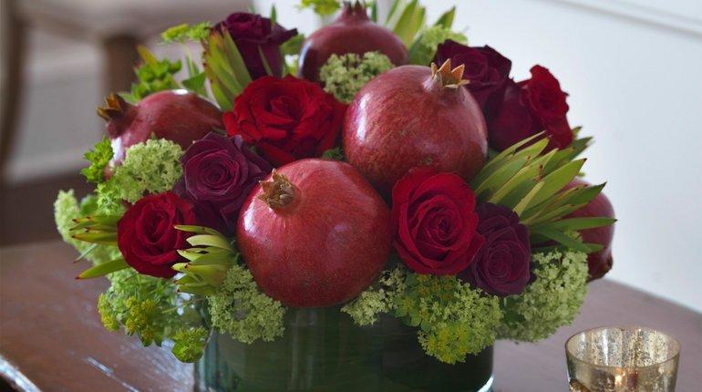 סדנת שזירת פרחים לראש השנה - החיים לפי שירלי
