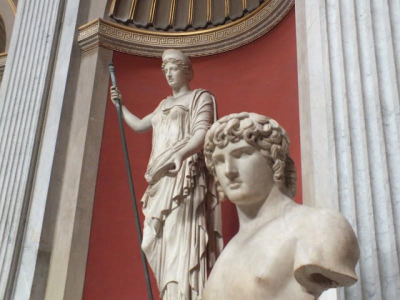 מוזיאונים ברומא - החיים לפי שירלי