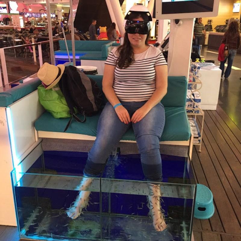 אקווה ספא - ice mall - החיים לפי שירלי