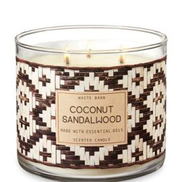 COCONUT SANDALWOOD